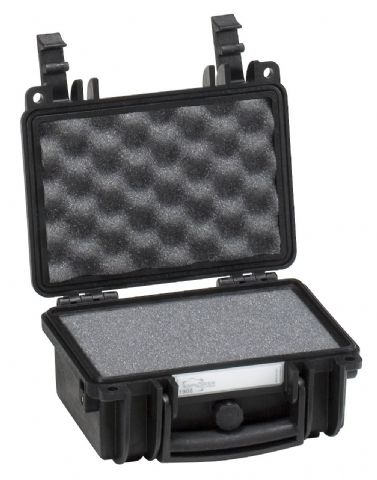 Explorer Cases 1908 Black Foam 216x180x102