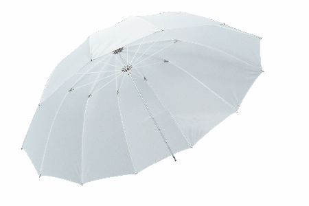 Falcon Eyes Jumbo Umbrella UR-T86T Translucent White 216 cm