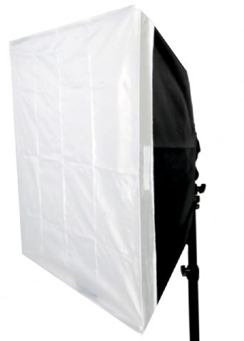 Falcon Eyes Foldable Softbox FASB-6060 60x60 cm for Speedlite Flash Gun