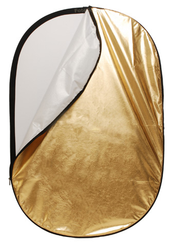 Falcon Eyes Reflector 5 in 1 RRK-3648SLG 92x122 cm