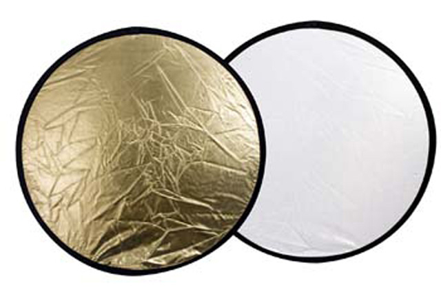 Falcon Eyes Reflector CFR-32GS Gold/Silver 82 cm