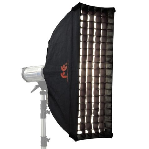 Falcon Eyes Softbox 60x90 cm + Honeycomb Grid SBQ-6090HC