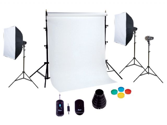 Falcon Eyes Studio Flash Set SSK-3150D