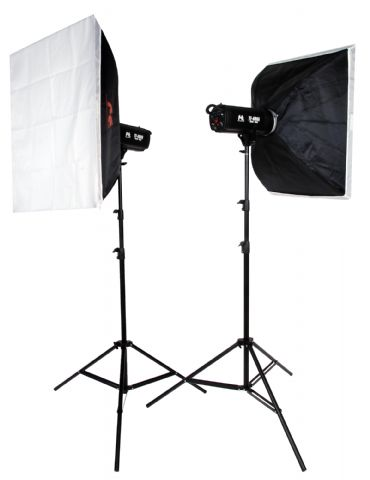 Falcon Eyes Studio Flash Set TFK-2601 Digital