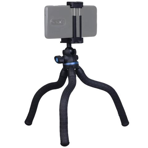 Gizomos Flexible Table Tripod GP-08ST with Smartphone Adapter