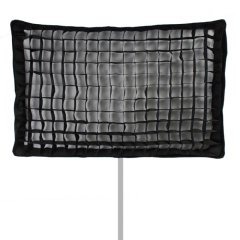 Linkstar Foldable Softbox + Honeycomb Grid QSSX-6090HC 60x90 cm