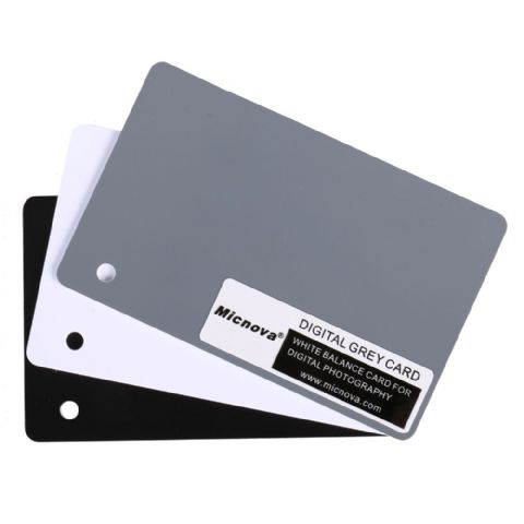 Micnova Digital Grey Card MQ-DGC-M