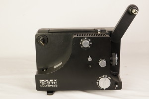 Bolex TC-3 Duo 8mm Cine Projector 1970's (Hire Only)