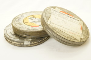 3 x Metal 16mm Empty Film Canisters c1977