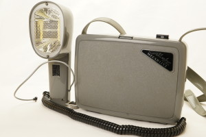 Metz Mecablitz 100 Portable Proffesional Flashgun c1957 (Hire Only)