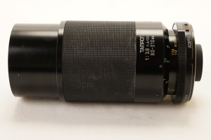 Tamron 80-200mm f3.8 - 4 Adaptall 2 (no mount included)
