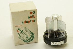 AG Flash Bulb Adapter Boxed as New
