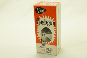 Arrow Bulb Flashgun as new in case and box
