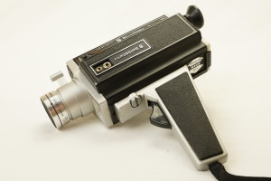 Bell & Howell Filmosound 8 Model 375 Cine Camera