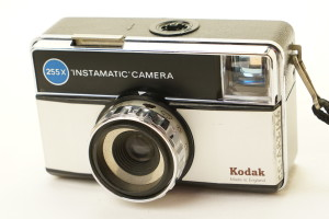 Kodak 255X Instamatic 126 Camera 1970's (Hire Only)