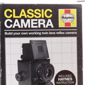 Haynes Built your own twin Lens reflex camera TLR