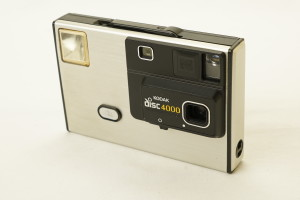 Kodak Disc 4000 Camera c1960's (Hire Only)