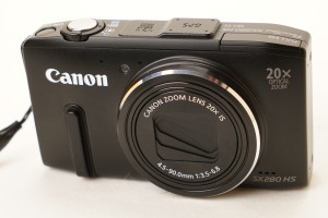 Canon SX280 HS 12.1MP Digital Camera