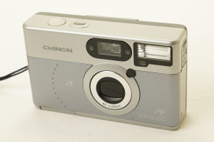 Chinon AP-660 APS Compact Camera in case