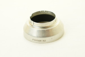Photax 32 Push on Lens Hood
