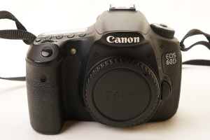 Canon EOS 60D Digital Camera Body