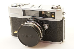 Taron VR 35mm Camera in Case