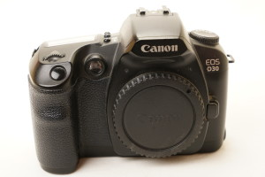 Canon D30 Digital Camera Body