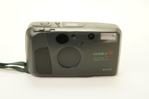 Yashica T4 (Green Limited Edition) 35mm compact Camera