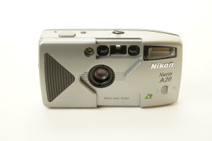 Nikon Nuvis A20 APS Compact Camera in Case