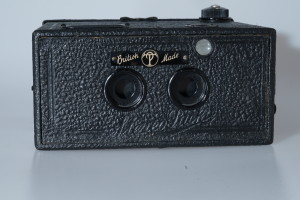 Thornton Pickard Stereo Puck Camera 1925/1935