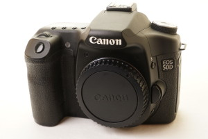 Canon EOS 50D Digital SLR Camera Body