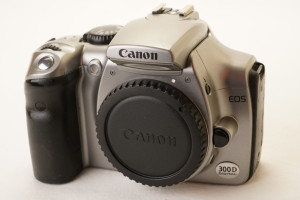 Canon EOS 300D Digital Camera Body (boxed)