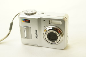 Kodak EasyShare C433 Digital Compact Camera