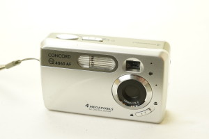 Concord 4060AF 4mp Digital Camera