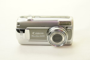 Canon A470 Digital Compact Camera