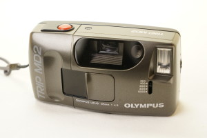 Olympus Trip MD2 35mm Compact Camera