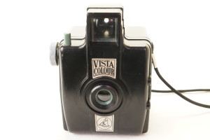 Vista Colour 120 Bakelite Camera