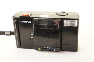 Olympus Supertrip 35mm compact camera