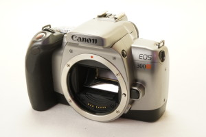 Canon EOS 300X 35mm Camera Body