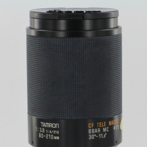 Tamron 80-210mm f3.8-4 (Canon FD mount fitting)
