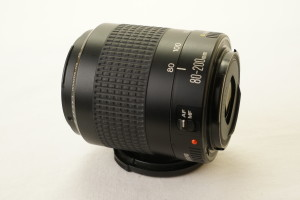 Canon 80-200mm f4.5-5.6 II Zoom EOS lens