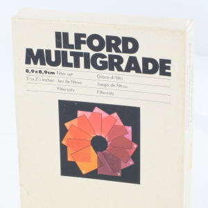 Ilford Multigrade Filter Pack (Boxed)