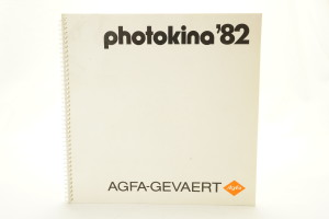 Agfa-Gevaert Photokina 1982 Product Catalogue