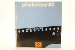 Agfa-Gevaert Photokina 1980 Product Catalogue