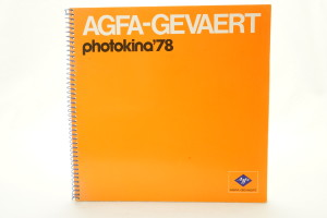 Agfa-Gevaert Photokina 1978 Product Catalogue