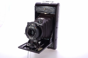 Soho Cadet Folding 120 Bakelite Camera c1930
