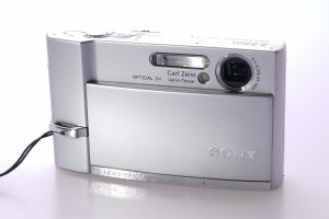 Sony DSC-T50, Batt,  Charger, Instructions etc