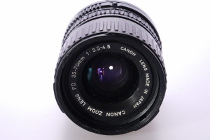 Canon 35-70mm f3.5-4.5 MF Lens
