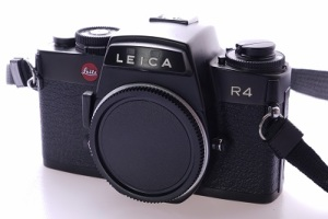 Leica R4 35mm Camera Body with Data Back