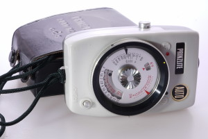 Prinzlite Auto Master CDS Exposure/Light Meter in Case